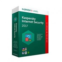 Kaspersky Antivirus  Security  2017 3 PC + 1FREE