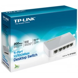 Switch Tp-Link 5 ports