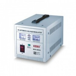 REGULATEUR TENSION 2KVA DIGITAL AUTOMATIC VOLTAGE AVEC PORT USB