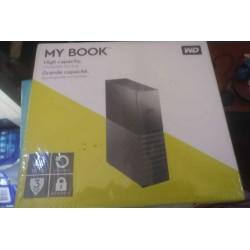 Mybook High capacité 4tB - disque dur externe