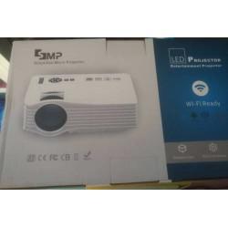 Mini vidéo projecteur led HDMI, RCA