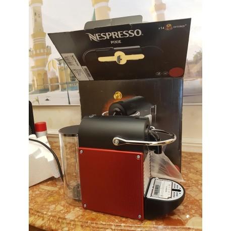 Machine à café Nespresso Pixie